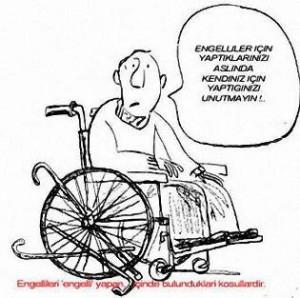 Engelli Olmak Bir Kader Değildir. Aysin GÜNEN