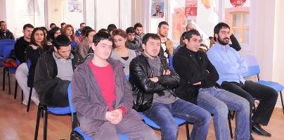 CHP'li Gençler Dil ve Tarih Kulübü Kurdu !