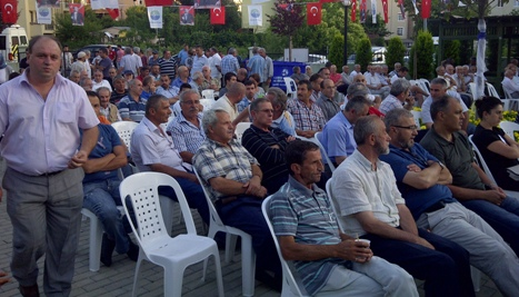 Sarıyer Belediyesinde Neler Oluyor. Mustafa BALCI