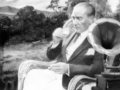 Atatürk'ün Sarıyer'e gelişi kutlanayor.