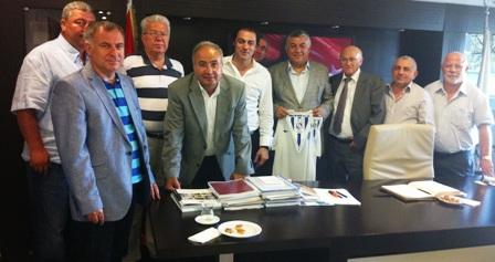 Sarıyer Spor Kulübünden Anlamlı Ziyaretler