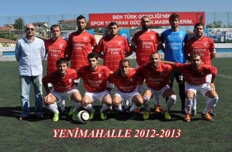 Y. Mahalle  2012 2013